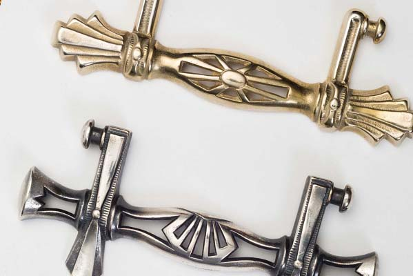 Art Deco Handles