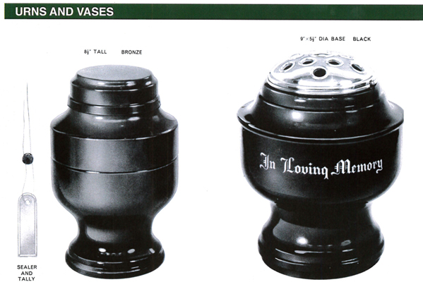 Ashes Urn (Cremation)
