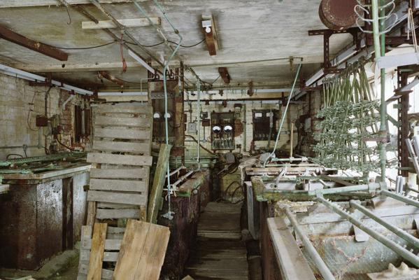 Plating Shop