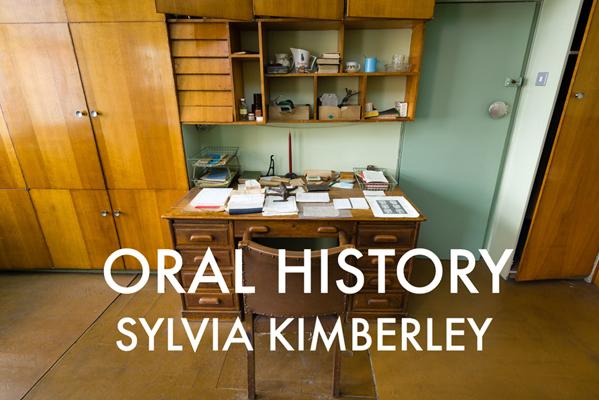 Sylvia Kimberley Oral History